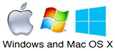 Windows and Mac OS X versions